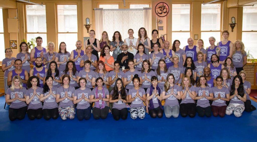 Dharma Yoga LOAY Teacher Training