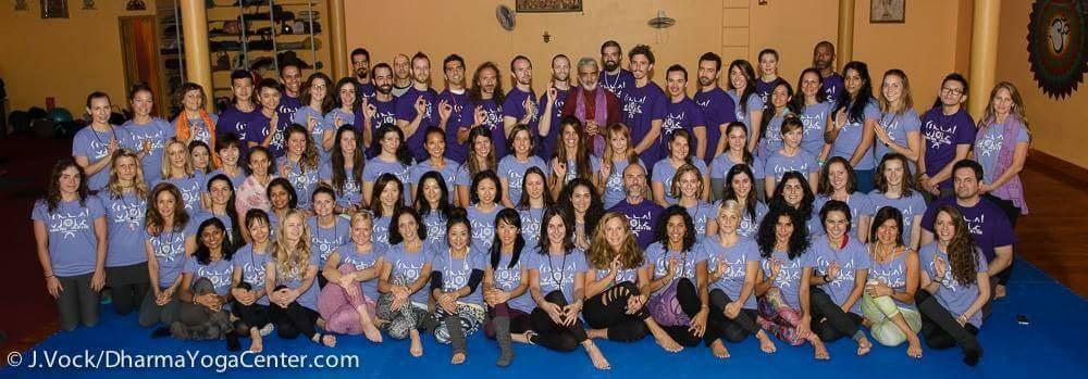 Dharma Yoga LOAY TT 500hr